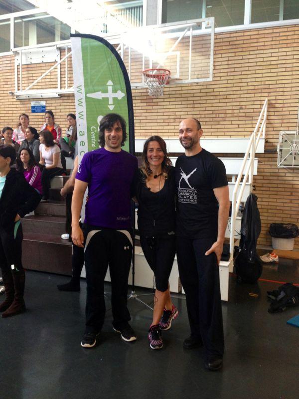 Pilates Avenue en el II Campus Pilates Zaragoza