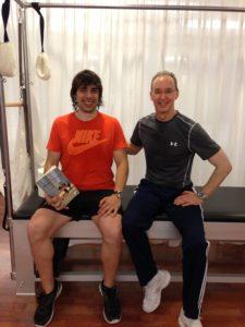 Con Peter Fiasca - Pilates Classical Valencia