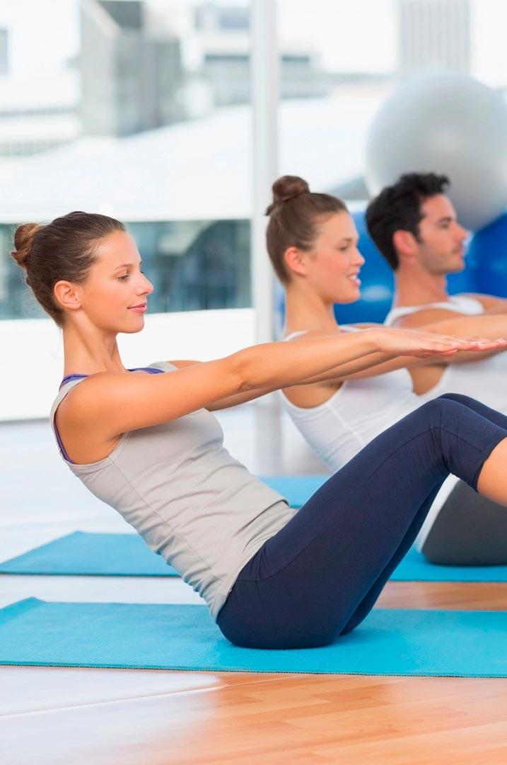 BÇeneficios del Pilates equilibrio
