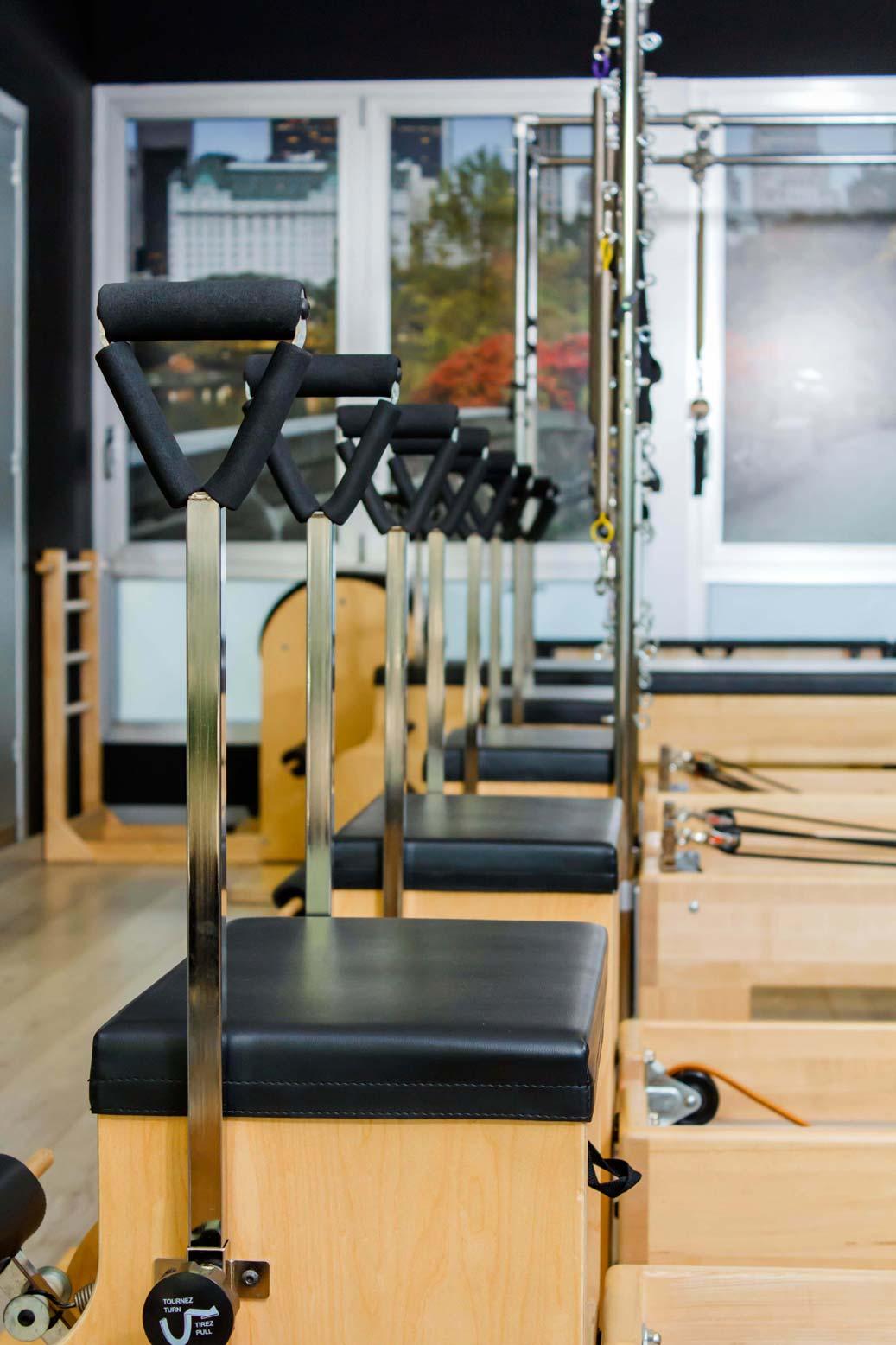 Pilates para la empresa