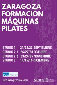 Formación Pilates en Zaragoza próximos cursos