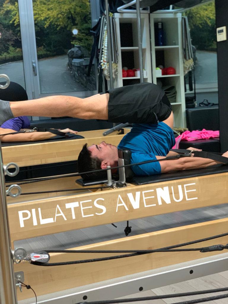 Los beneficios entrenando con Pilates