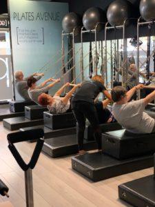 Pilates para personas mayores